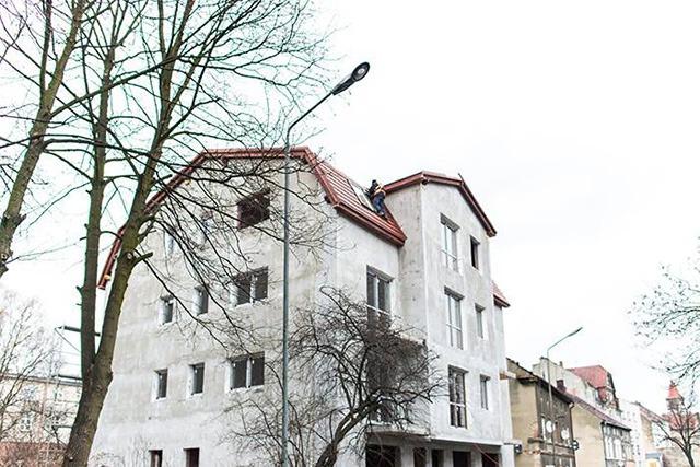 Chojnów - Kamienica wielorodzinna, ul. Rejtana