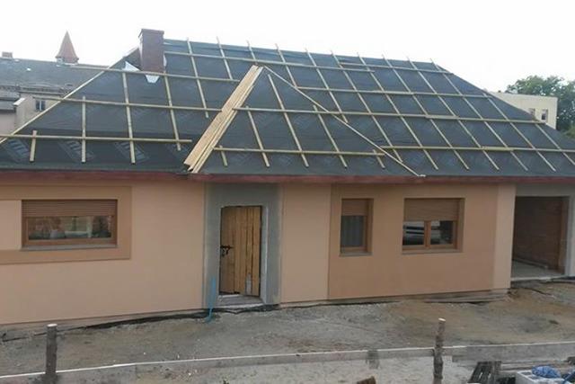 Domek jednorodzinny w Chojnowie, ul. Witosa