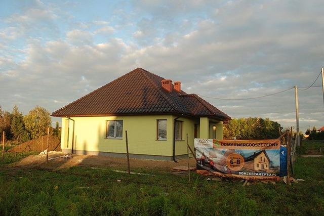 Domek jednorodzinny w Kunicach