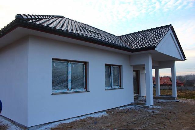 Domek jednorodzinny w Chojnowie, ul. Wrzosowa