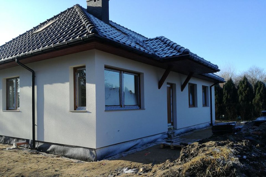 Domek jednorodzinny w miejscowości Rogoźnik