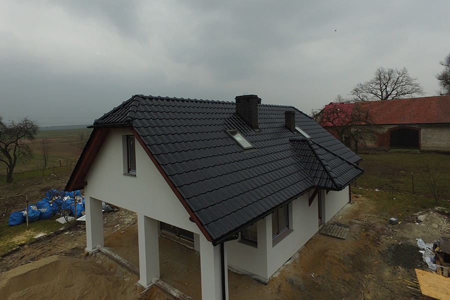 Domek jednorodzinny w Witkowie