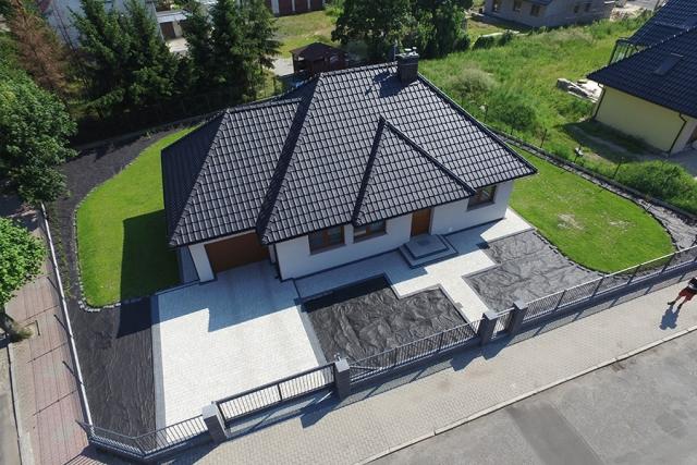 Chojnów - ul. Witosa - domek jednorodzinny