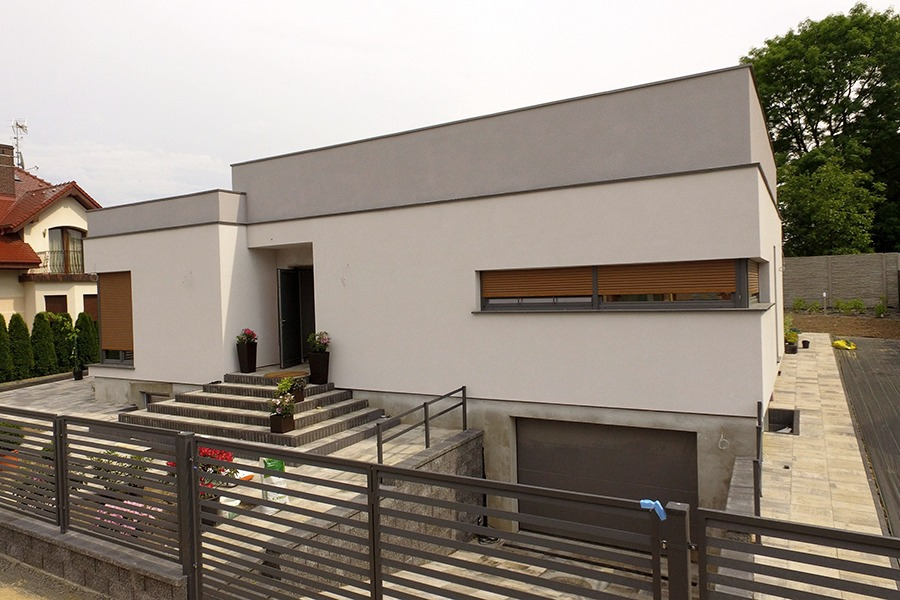 Domek jednorodzinny w Chojnowie, ul. Solskiego