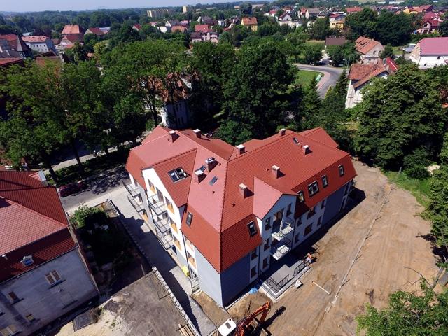 Kamienica wielorodzinna w Chojnowie, ul. Dąbrowskiego
