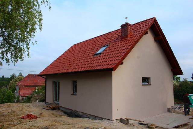 Domek jednorodzinny w Tomaszowie Bolesławieckim