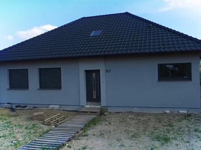Domek jednorodzinny w Kruszynie