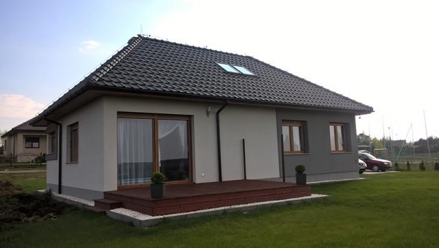 Dom jednorodzinny w Ziemnicach