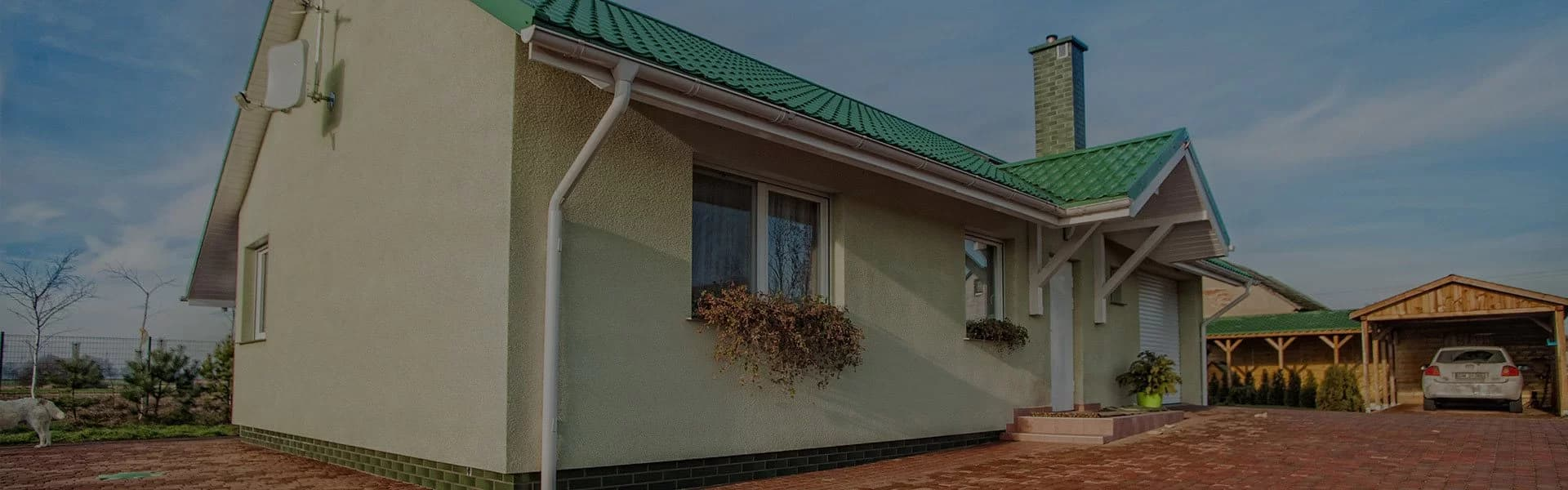 Dom z Keramzytu - budowa domków jednorodzinnych
