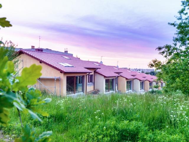 Osiedle w zabudowie bliźniaczej w Chojnowie