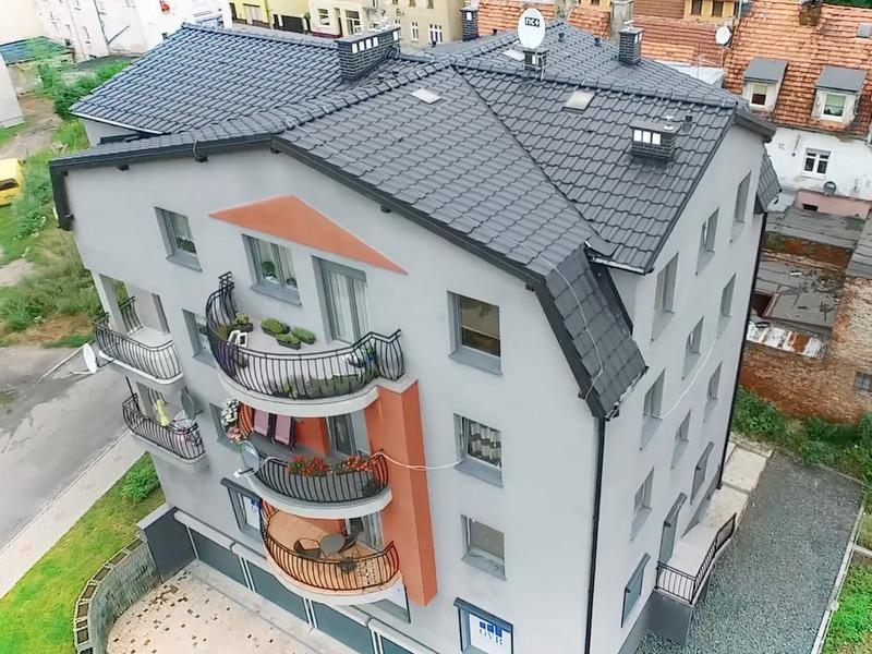 Budynek wielorodzinny w Chojnowie