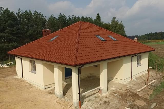 Domek jednorodzinny w Jaroszowicach