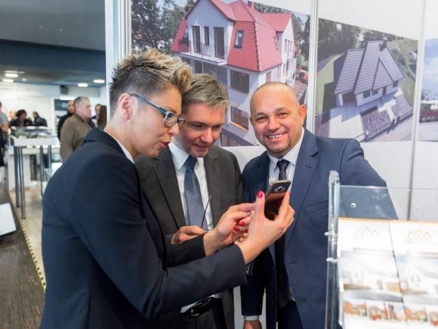Targi nowy DOM nowe Mieszkanie Wroclaw - Dom z Keramzytu Dariusz Sywak