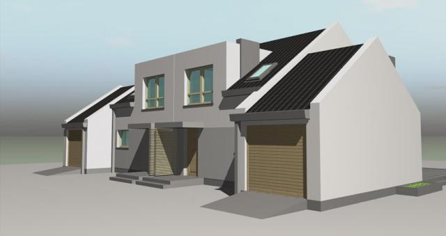TALIA VENI - osiedle domków w Chojnowie