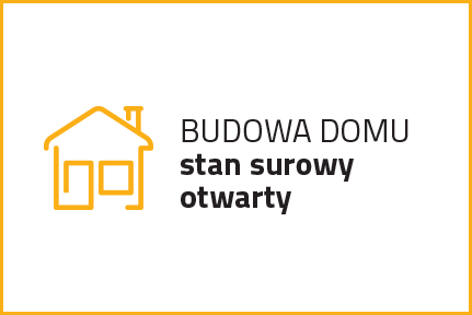 budowa domu stan surowy otwarty