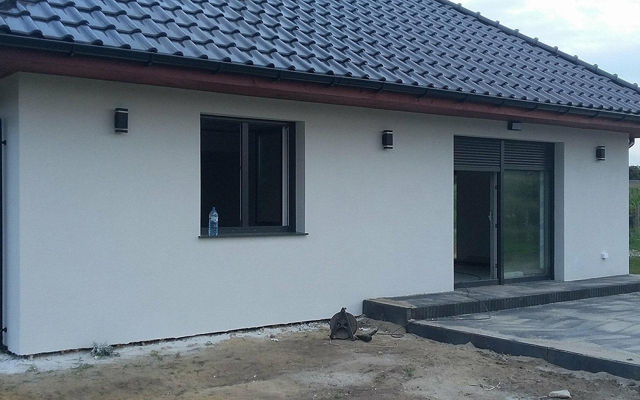 Dom jednorodzinny w Sycowie