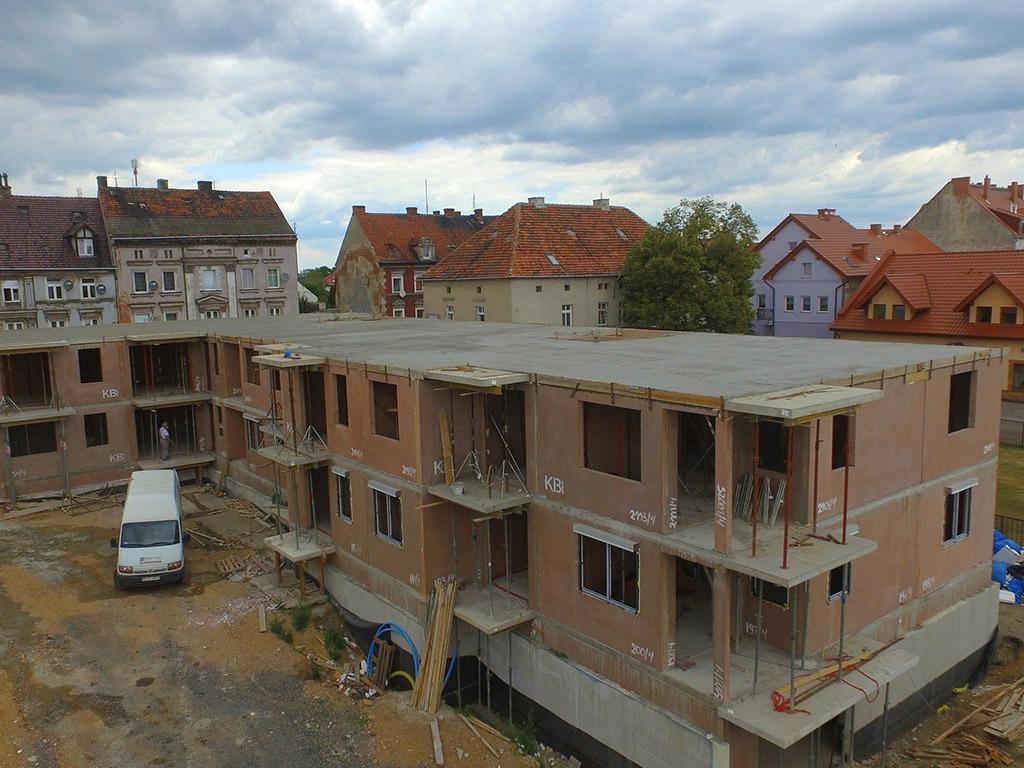 Kamienica w Chojnowie ul. Legnicka