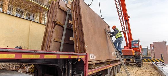 prefabrykaty keramzytowe do budowy domów