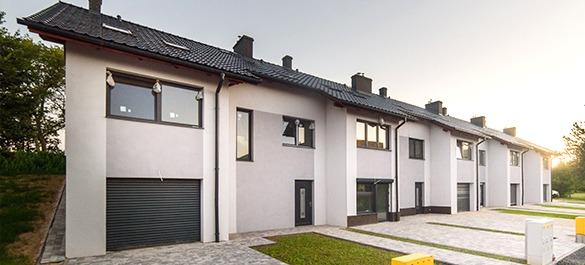 energooszczędny dom wykonany z prefabrykatów keramzytowych