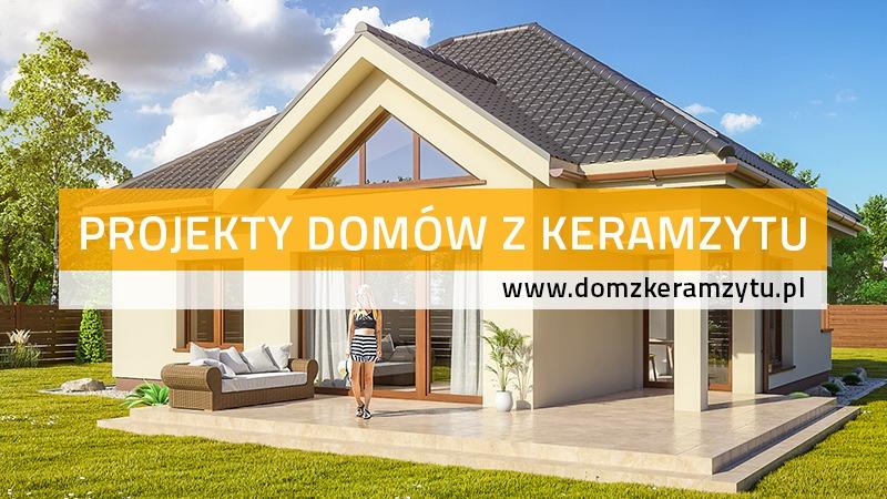 Projekty domów z keramzytu